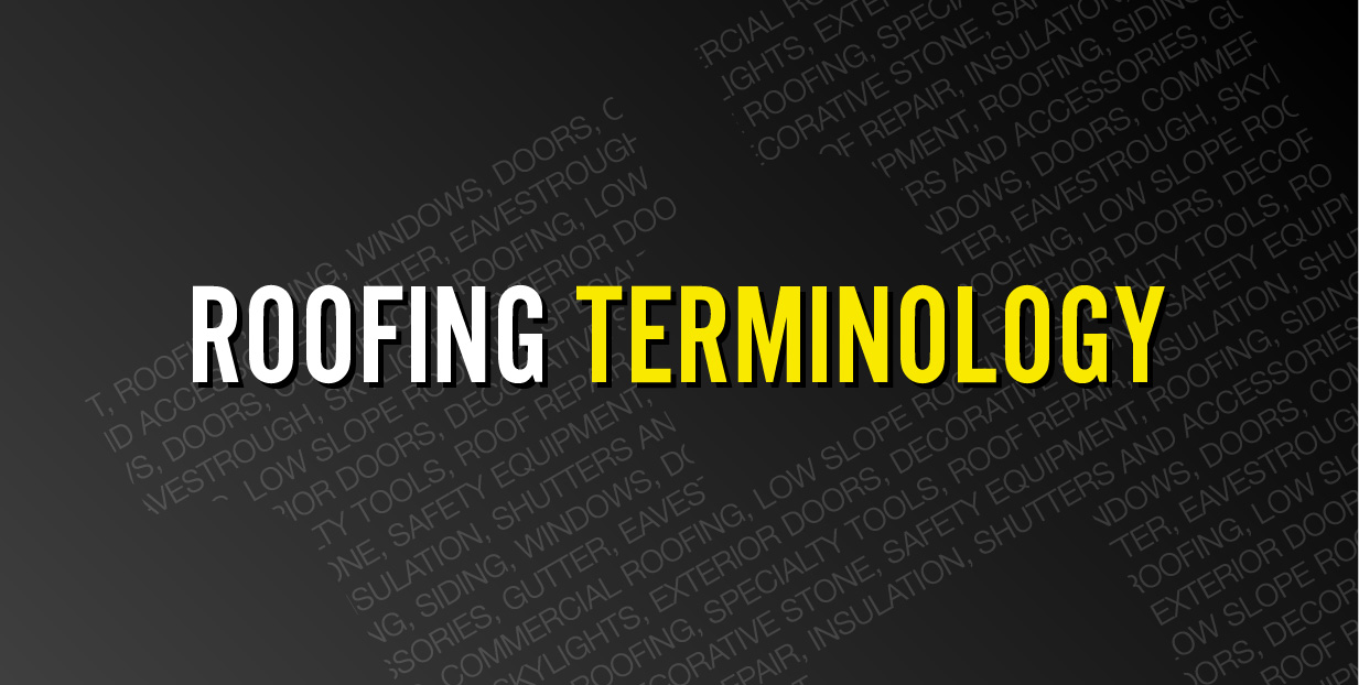 roofing-terminology